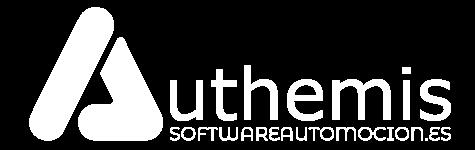 Logo blanco authemis